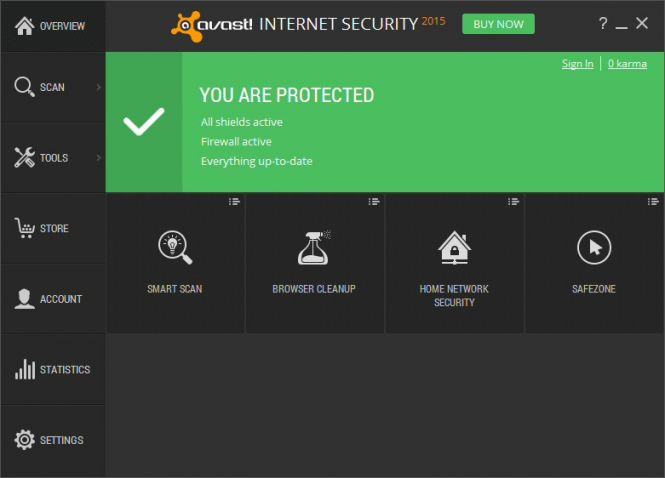 Avast Protect