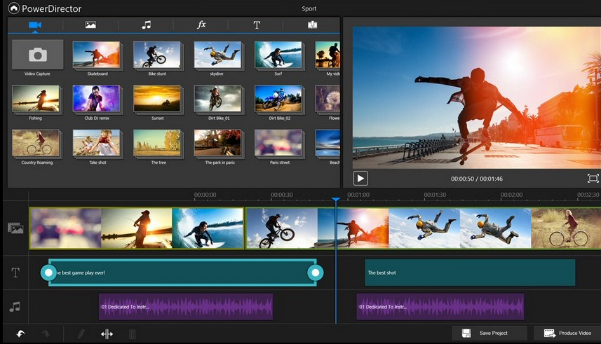 Powerdirector  Theme Designer Templates Download