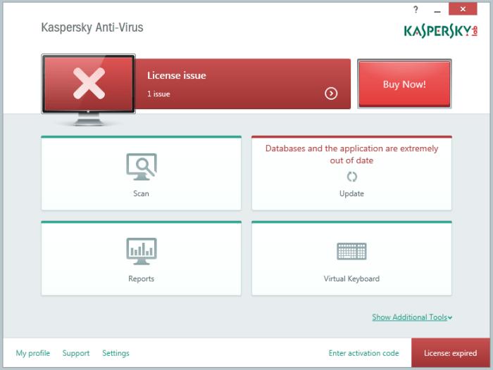 Kaspersky Anti-Virus 2015 - download in one click  Virus free