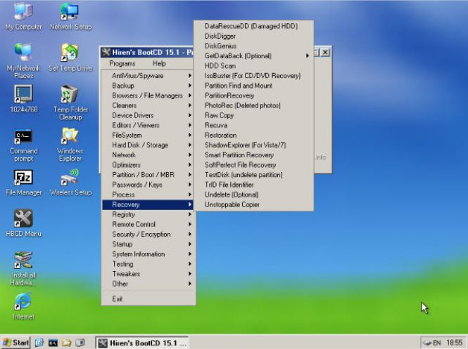 Hiren's bootcd 15. 2 download for pc free.