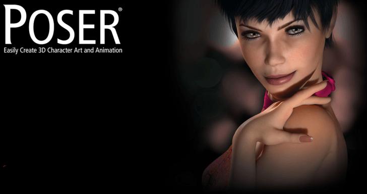 poser 3d free download full version