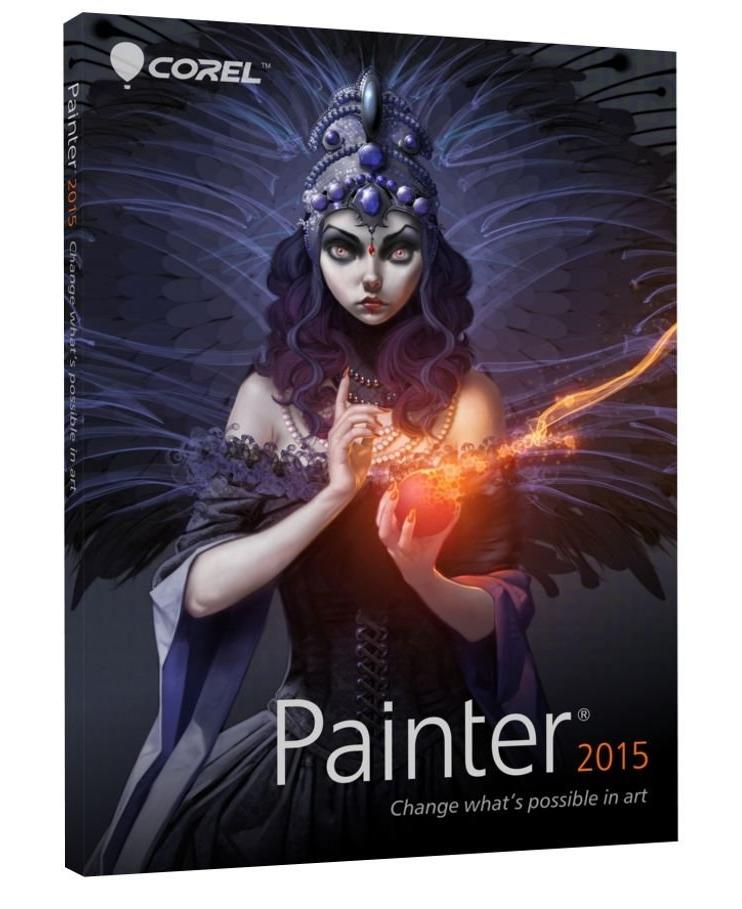Corel Painter 2015 - download in one click. Virus free.