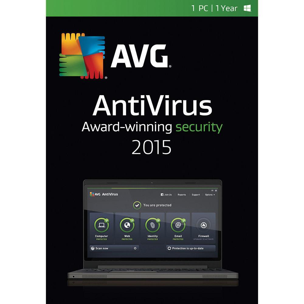 virus free avg email