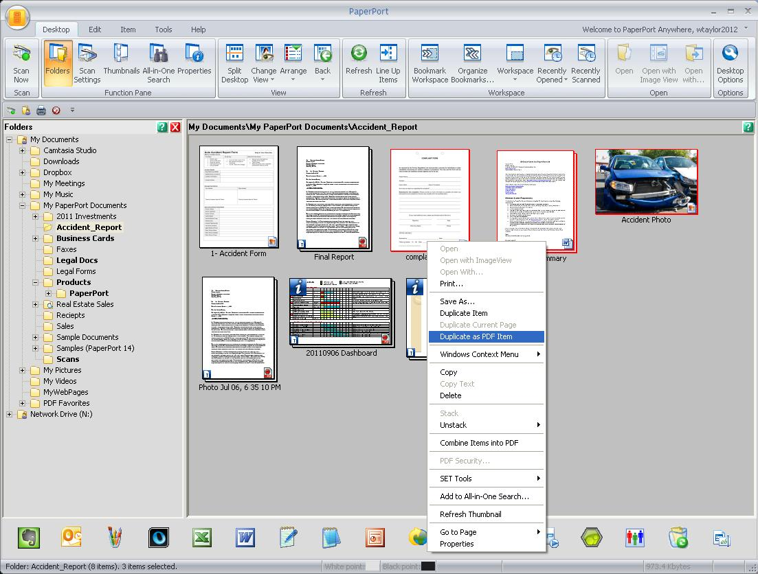 free paperport download for windows 7