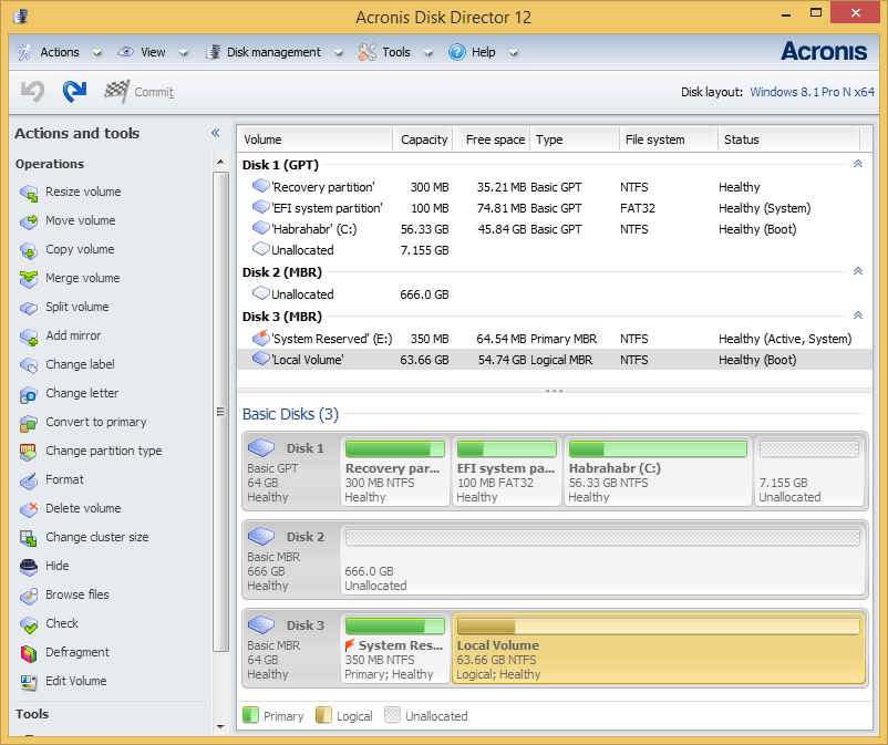 acronis disk director free download windows 7