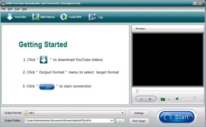 Solid YouTube Downloader and Converter - download in one