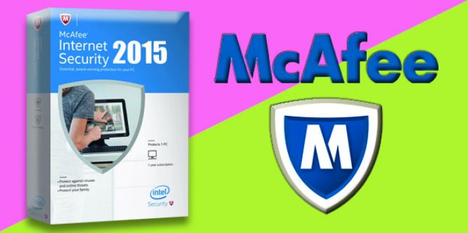 McAfee Internet Security - download in one click  Virus free