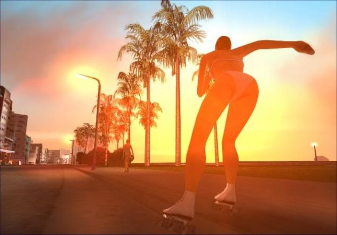 Grand Theft Auto: Vice City graphics