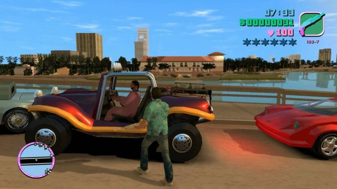 Grand Theft Auto: Vice City gameplay