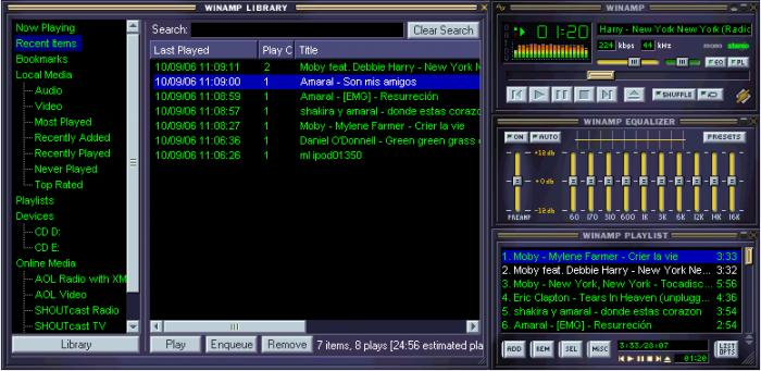 nude winamp free download