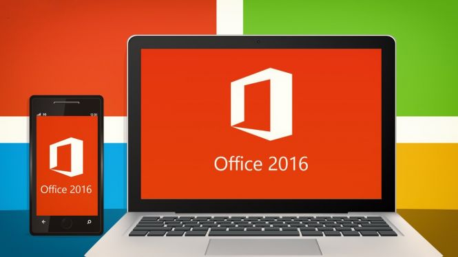 Microsoft Office 2016 colors
