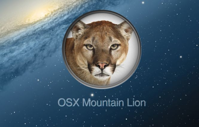 Features of Mac OS X Mountain Lion 10.8.5