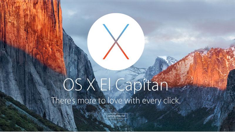 Download mac os x el capitan offline installer