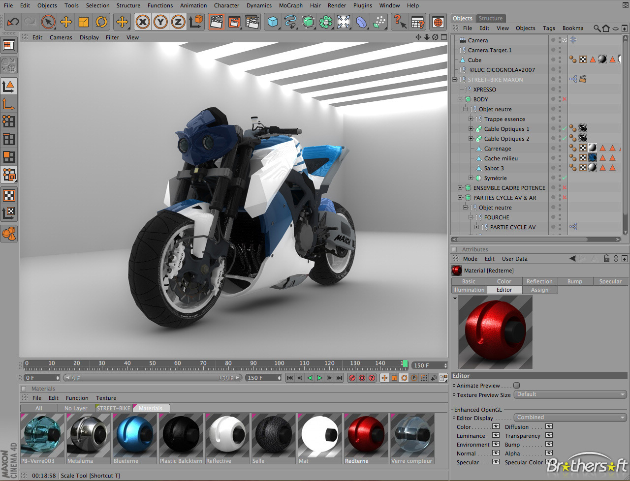 Cinema 4D R13 - download ISO in one click  Virus free