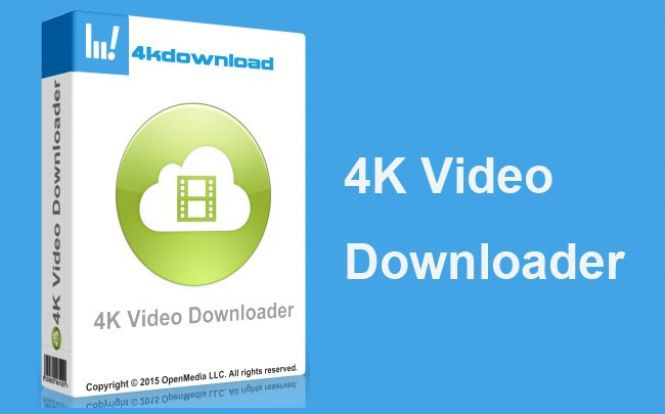 4K Video Downloader - download in one click. Virus free.