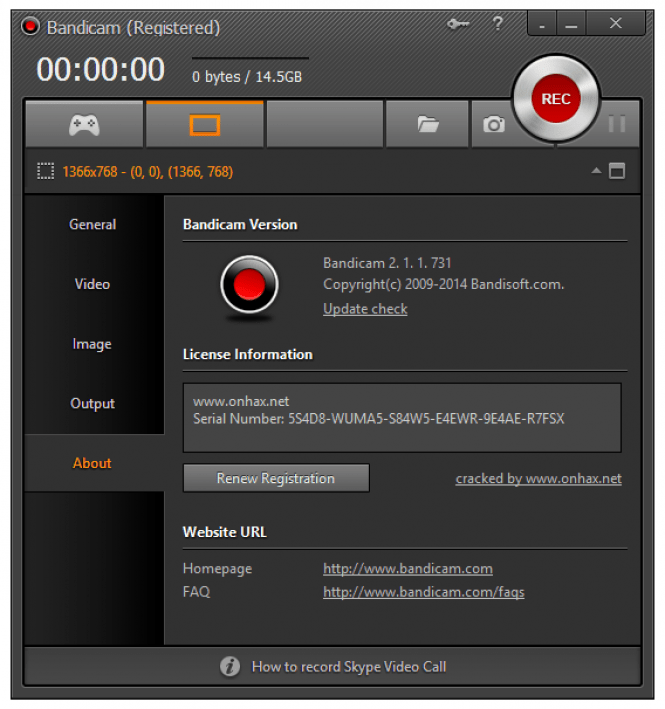 Bandicam download in one click Virus free