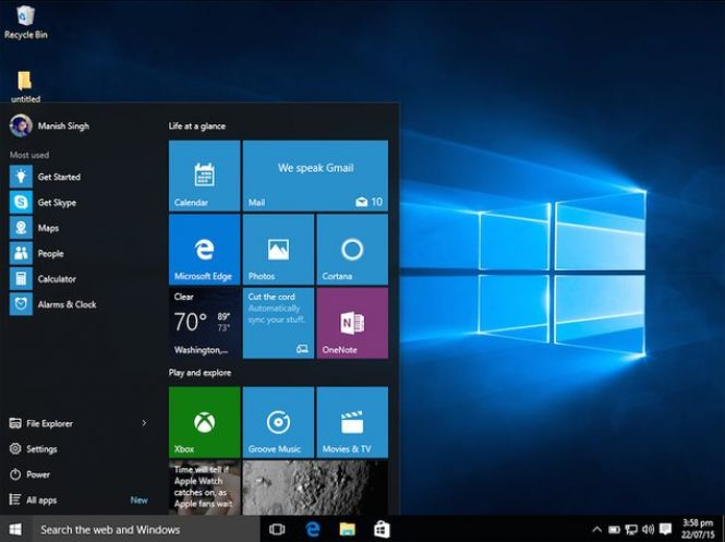 windows 8 multiple downloads same applications