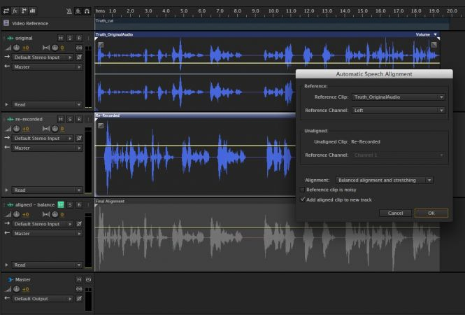 Adobe Audition CS6  functionality