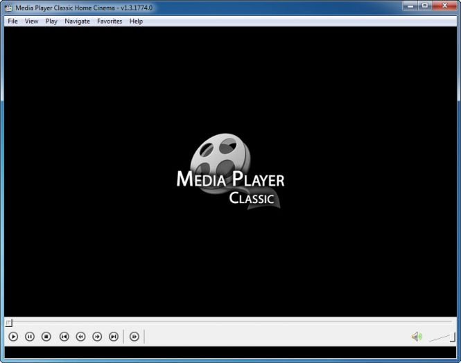 K-Lite Codec Pack: Media Player Classic