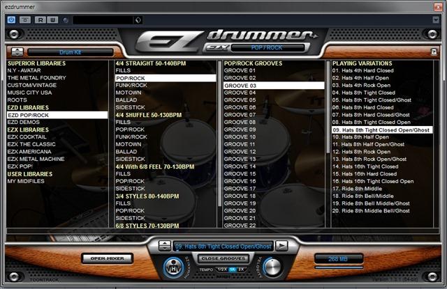 Ezdrummer For Mac Os