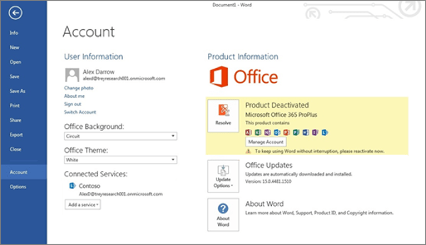 Office 365 pro plus download in one click virus free - Create account in office 365 ...