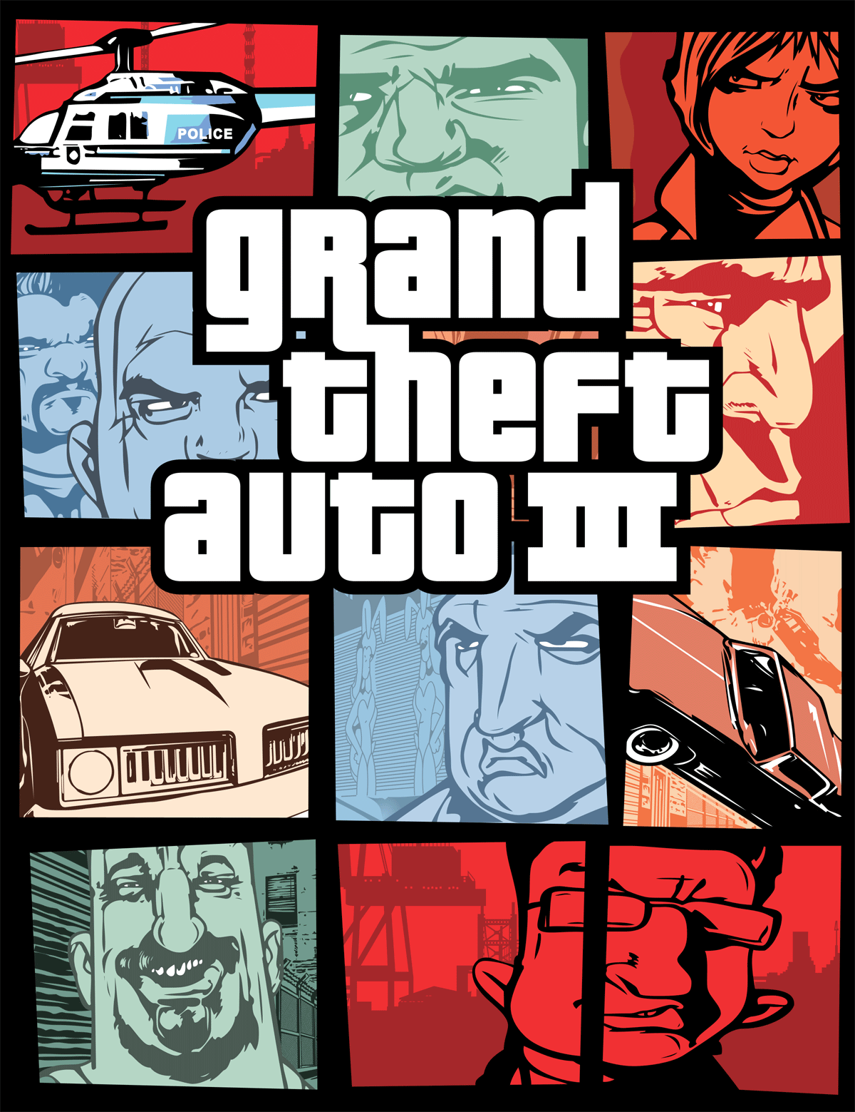 Grand Theft Auto III - download in one click  Virus free