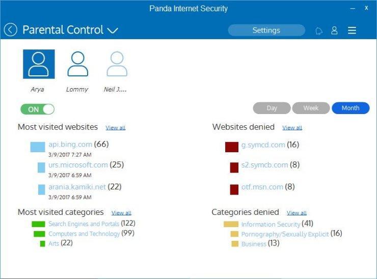 Resultado de imagem para Panda Internet Security 2017