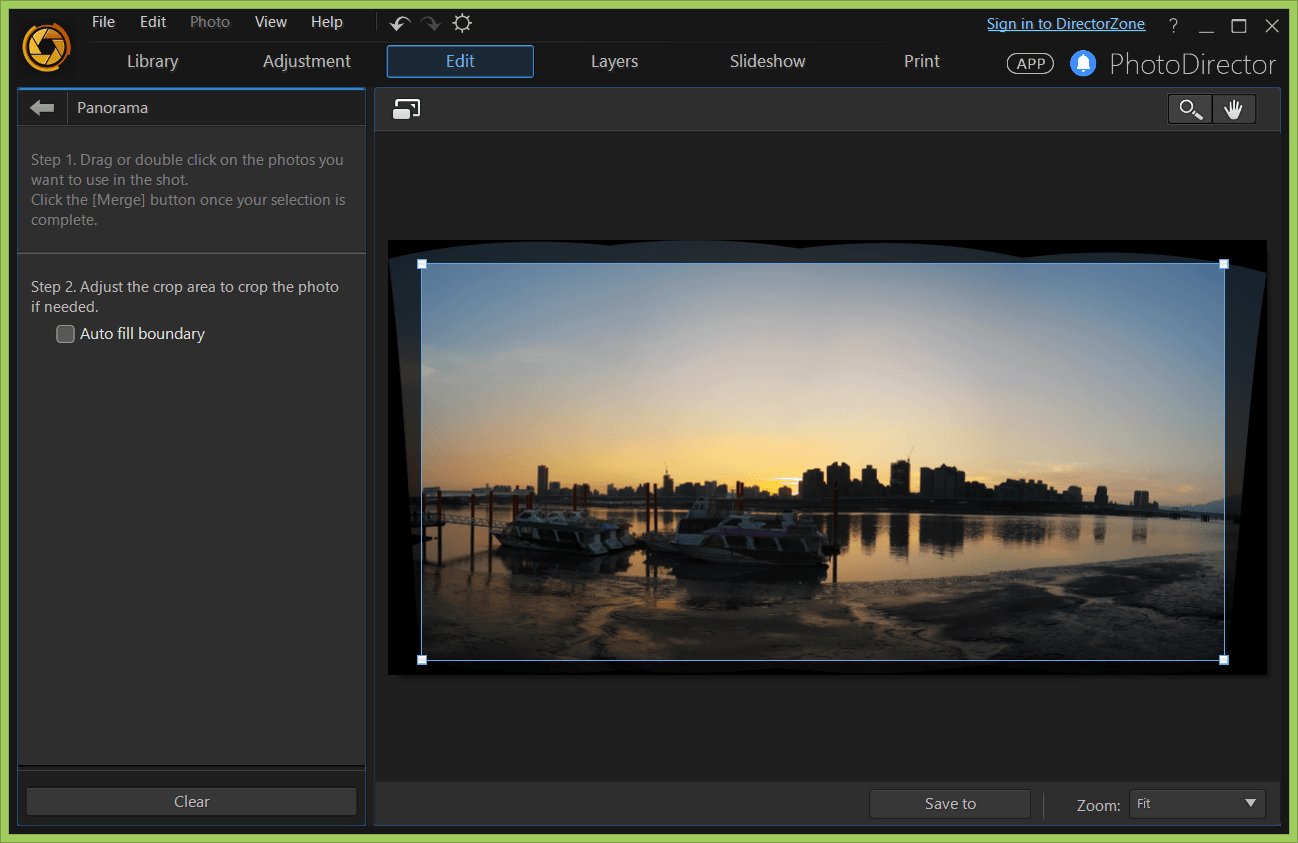 PhotoDirector 8 Essential - download in one click. Virus free.