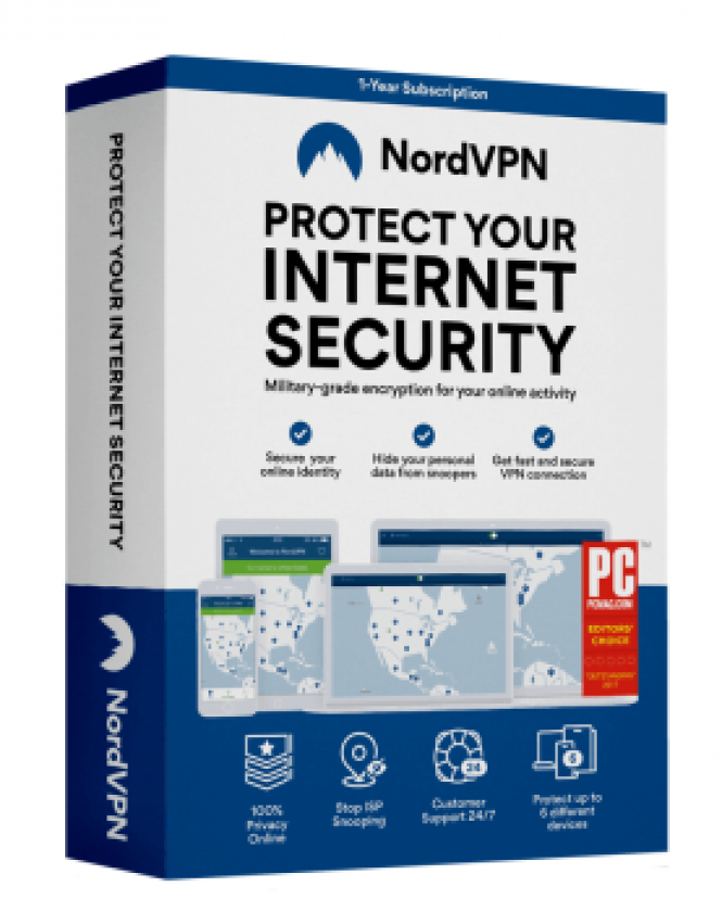 NordVPN - download in one click  Virus free