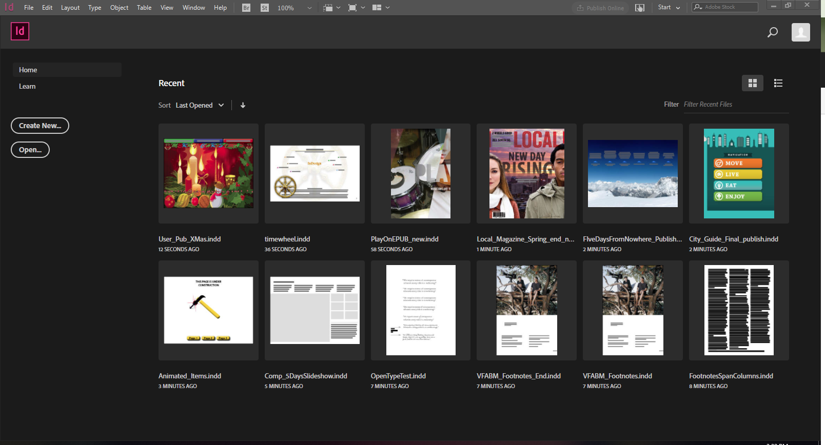 Adobe InDesign 2019 download in one click Virus free